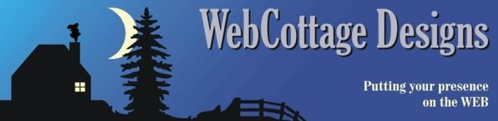 WebCottage Designs - Putting your presence on the web.